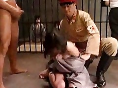 japanese prison blowjob