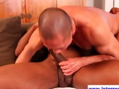 ebon amateur ass drilling asian homosexual dude