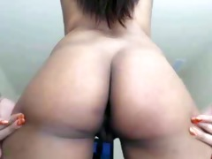 mixed swarthy honey shakes booty and shaven