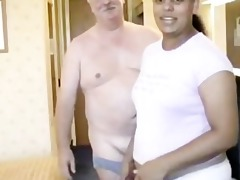 indian woman having sex with mature guy