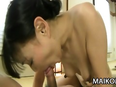 concupiscent cougar japanese rie katano desire