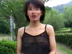 japanese outdoor wife
