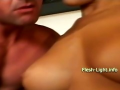 latin chick angel reaching anal agonorgasmos twice