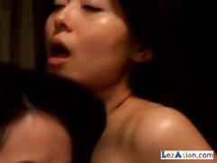bulky busty aged woman getting her teats sucked