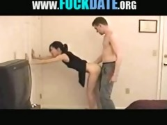oriental clothed exposed and screwed homemade