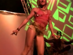 indian hot show on stage