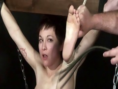 japanese thrashing of mei mara in paddling and