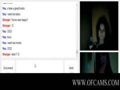 turkish hotty shy but lustful on omegle marco