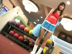 momose ena is hot and wicked cheerleader