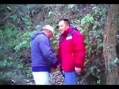 [spy video]chn aged bear chap engulf jock