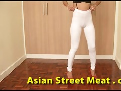 clean thai slapper sweats for semen