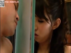 giving a kiss su ru flesh - shiina ma ri na