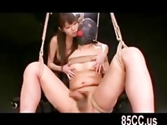 lascivious bondaged sex by lustful hotty 103
