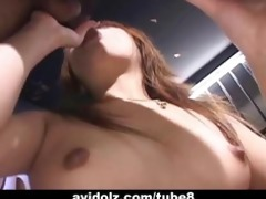 hot japanese sweetheart is used and humiliated
