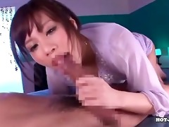 japanese cuties masturbated with fascinated