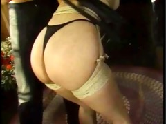 asian fastened spanking