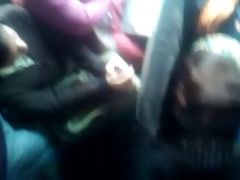 dicking in crowded bus 4