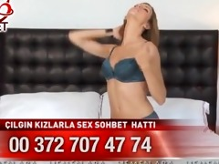 fingering turkish woman