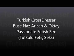 turkish crossdresser buse naz arican&;oktay -