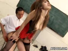 japanese sweetheart ai kurosawa screwed in her