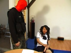 anais punished in a group-sex by her spouse