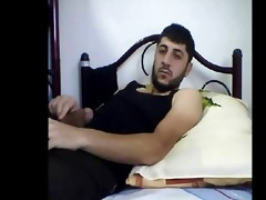 very hawt turkish man on livecam