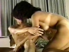 sexy breasty oriental acquires plowed classic