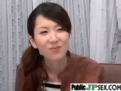 asians japanese getting hard screwed in public