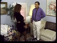 oriental d like to fuck receives drilled in nylons