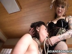 coarse oriental goddess ploughs her fascinating