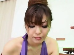 japanese honey swallows cum uncensored