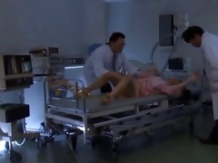 oriental nurse has sex in the hospital part6