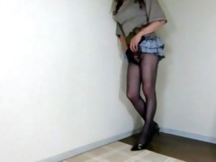 japanese crossdresser hose movie scene cotomi108