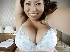 breasty asian mama