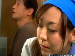 oriental maintenance cutie goes in wrong part6