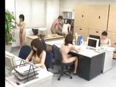 all those japanese workers receive to work bare