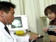 korean doctor and korean rectal hole
