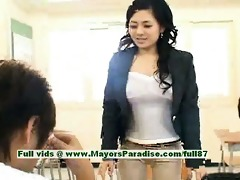 sora aoi sinless hot japanese student is getting