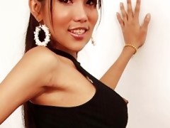 rock hard hot asian ladyboy: smokin hott