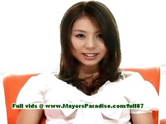 aya hirai virginal chinese angel has a cute wet