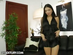 anal training of little rita