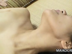 japanese mother i yoko ikeda plays with sex toys