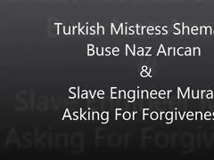 turkish shemale buse naz arican&;slave-asking