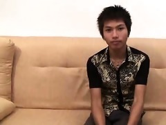 myanmar guy cums for the cameraman