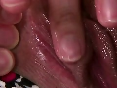 nene masakis pleasing vagina is split wide as she