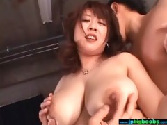 cute excited large titties oriental cutie acquire