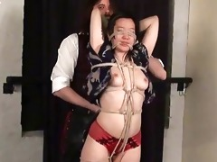 asian bondage sweetheart devil bound up and