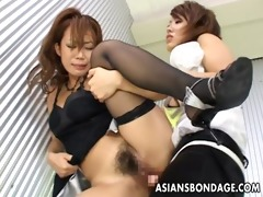 longing japanese sweetheart enjoys sex with a
