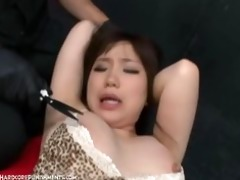bizarre japanese bdsm sex kaho and ayumi 11