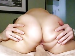 breasty oriental audrina grace screwed on tape